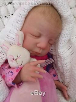 22 Silicone Vinyl Reborn Baby Doll Kyle Soft By Pat Moulton And Sunbeambabies