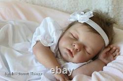 50% payment Custom Reborn Baby NOAH by Reva Schick Experienced Artist