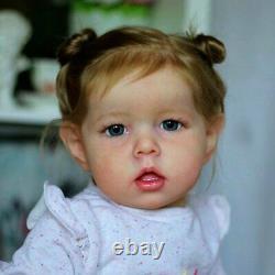 50cm Doll Reborn Toddler Boy/Girl Baby Full Body Silicone Vinyl For Kids