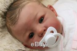A Groovy Doll, Baby! Reborn Baby Girlltd Abigail Ross