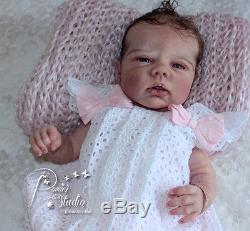 00399265c34ff A Romie Babyfull Bodied Solid Silicone Doll Sculpted   Reborn By Romie  Strydom