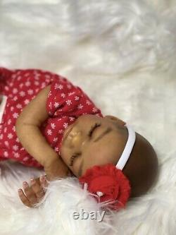 AA Reborn Baby Doll By Marita Winters From Kit Chloe Marie