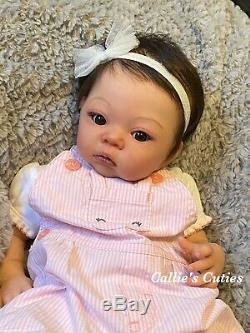 Akina Reborn Doll -Asian- Biracial-full Limbs