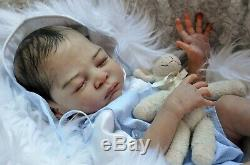 Alla's Babies Reborn Doll Baby Boy Tegan sculpt Laura Lee Eagles IIORA