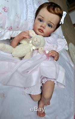Alla S Babies Reborn Doll Baby Girl Chloe Natali Blick