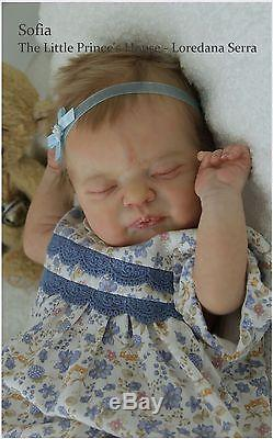 Americus By Laura Lee Eagles Reborn Doll Baby Girl The Little