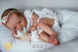 Ana by Gudrun Legler Reborn newborn Baby doll by Rafaela Zamora 1st Edition