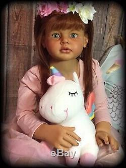 Angelica Reborn Toddler, Only custom order, Reborn Baby Dolls, Reborn Toodler