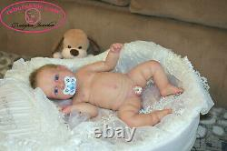 Animatronic Robot Solid Silicone All Body Newborn Reborn Baby Boy Reborn Doll