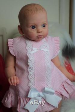 Artful Babies Amazing Reborn Adelaide Arcello Baby Girl Doll Iiora Est 2003
