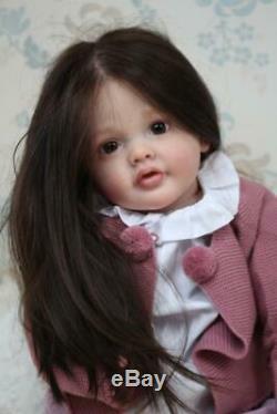 Artful Babies Breathtaking Reborn Betty Blick Toddler Girl Doll Amazing Detail