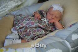 Artful Babies Fabulous Reborn Lou Lou So Real Baby Girl Doll Iiora Est 2003