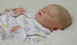 BABY BEARS NURSERY Jayne Heappey REBORN Baby Girl Doll REALBORN BROOKLYN