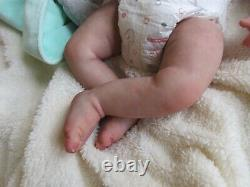 BEAUTIFUL Partial Ecoflex SILICONE Doll SHEA by TIFFANY CAMPBELL Baby GIRL