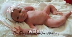 BOO BOO FULL BODIED SILICONE baby LILYANA NOT REBORN DOLL