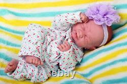 Baby Twins Reborn Doll Berenguer 14 Alive Real Soft Vinyl Preemie Life like