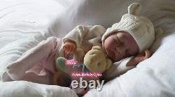 BabyGirl Reborn Reallife Oster Baby Girl von U. L Krautter Babypuppe Geschenk