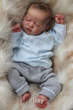 Beautiful Reborn Baby Doll Kami Rose Sam S Reborn Nursery