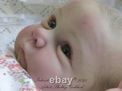 Beautiful Reborn L/E Baby girl Miley x Cassie Brace 13/1800 GHSP New Release