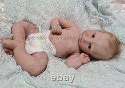 Black friday sale Benjamin #1 FB Silicone baby doll reborn doll/reborn baby