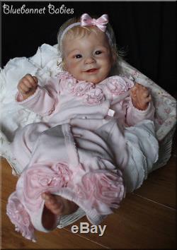 Bluebonnet Babies Reborn Doll Newborn Baby Girl Sunny Sold