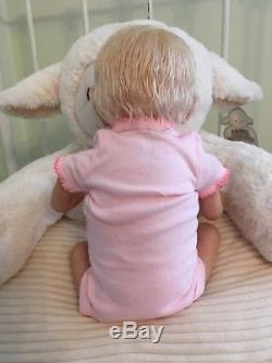 Bonnie Brown LE doll PIXIE reborn doll Sunshine Babies Nursery Preemie