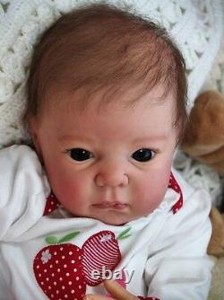Bonnies Babies Custom Reborn Adrie Stoete 18 in Mix & Match