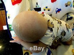 Bountiful Baby Reborn Realborn JOSEPH Realistic LifeLike Newborn OOAK Baby Doll