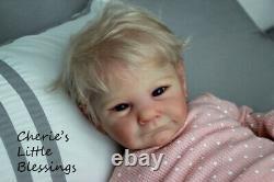 CHERIE'S LITTLE BLESSINGSReborn DollReborn BabyADORABLEAVA BRACE