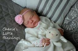CHERIE'S LITTLE BLESSINGSReborn DollReborn BabyPrecious GirlREALBORNTESSA