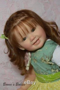 CUSTOM MADE- Reborn Baby Doll Girl Toddler Cammi by Ping Lau
