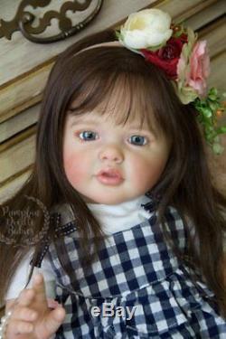 CUSTOM ORDER Betty Natali Blick Reborn Doll Baby Girl Toddler ship in 6-8 Weeks
