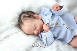 Chase by Bonnie Brown. Beautiful Reborn Baby Doll with COA