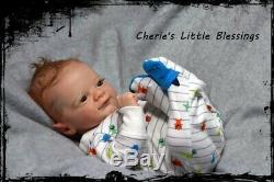 Cherie's Little BlessingsReborn DollBabyBoyADORABLEELFFLYNNLL EAGLES