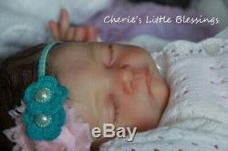 Cherie's Little BlessingsReborn DollBabyGirlMICKAdrie Stoete