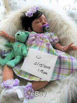 Chrisy (22 Reborn Doll) OOAK Ready to go Home
