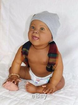 Custom Ethnic/AA/African Reborn Toddler/Baby Boy/Girl