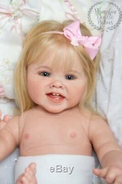 Custom Order Adele by Ping Lau Reborn Toddler Doll Baby Girl or Boy