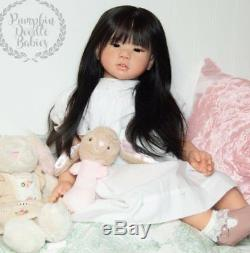 Custom Order Amaya by Conny Burke Asian Reborn Baby Doll Toddler New Release