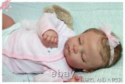 Custom Order for Reborn Andi Newborn Baby Girl Doll