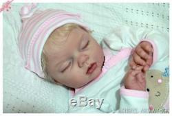 Custom Order for Reborn Ariella Reva Schick Baby Girl or Boy Doll