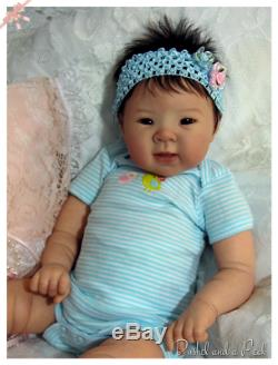Custom Order for Reborn Baby Doll, You Choose Kit