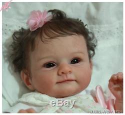 Custom Order for Reborn Mary Olga Auer Baby Girl or Boy Doll