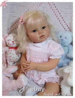 Custom Order for Reborn Toddler Baby Arianna Girl Doll