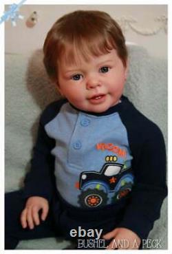 Custom Order for Reborn Toddler Baby Katie Marie Boy Doll