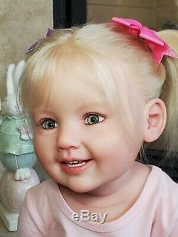 Custom Reborn Toddler Cammi14 Week Custommia Maria's Nursery