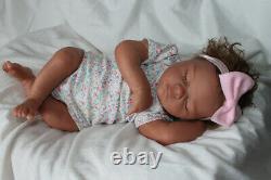 Custom made Reborn Realborn Realistic baby Doll reborn! Realistic 3d skin