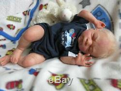 DARLING Reborn Baby BOY Doll ZHENYA by OLGA AUER LTD Edition 73/750
