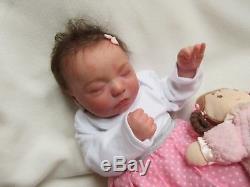 DARLING Reborn Doll REALBORN ZURI- Baby GIRL FULL LIMBS