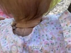 Delilah Nikki Johnston Newborn baby reborn